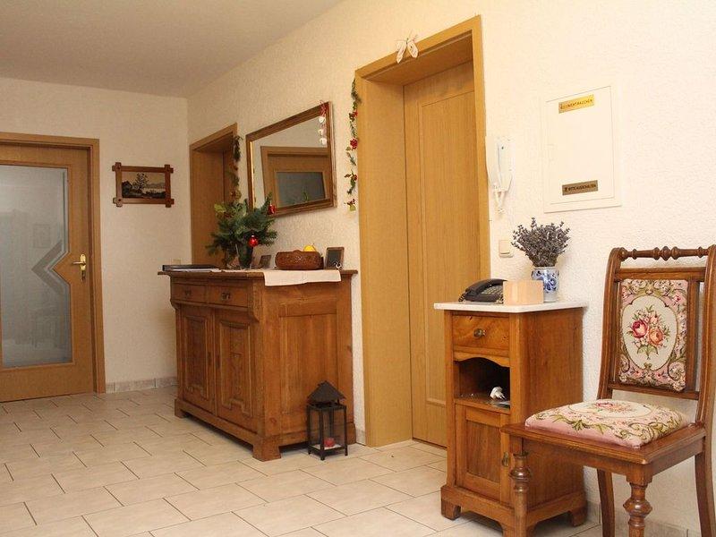 Ferienwohnung, 90qm, 3 Schlafzimmer, max. 6 Personen, alquiler vacacional en Sasbachwalden