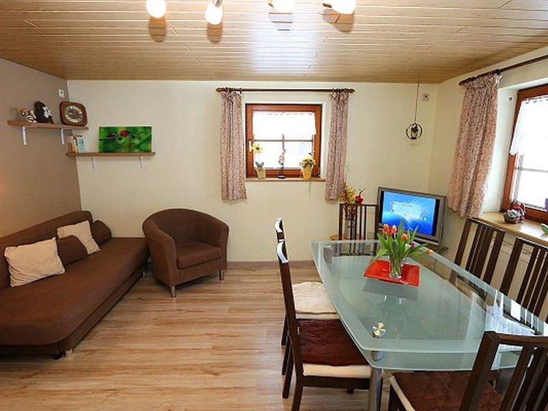 Pusteblume, 60qm, 2 Schlafräume, max. 6 Personen, casa vacanza a Bubenbach