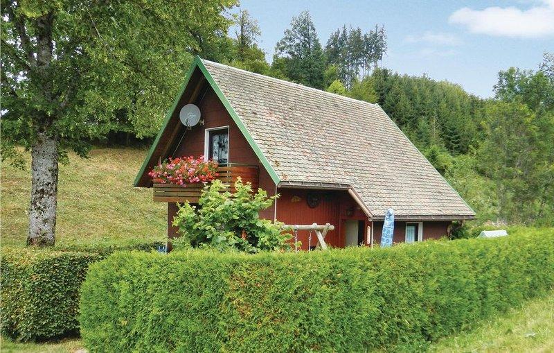 2 Zimmer Unterkunft in St. Märgen, aluguéis de temporada em Kirchzarten