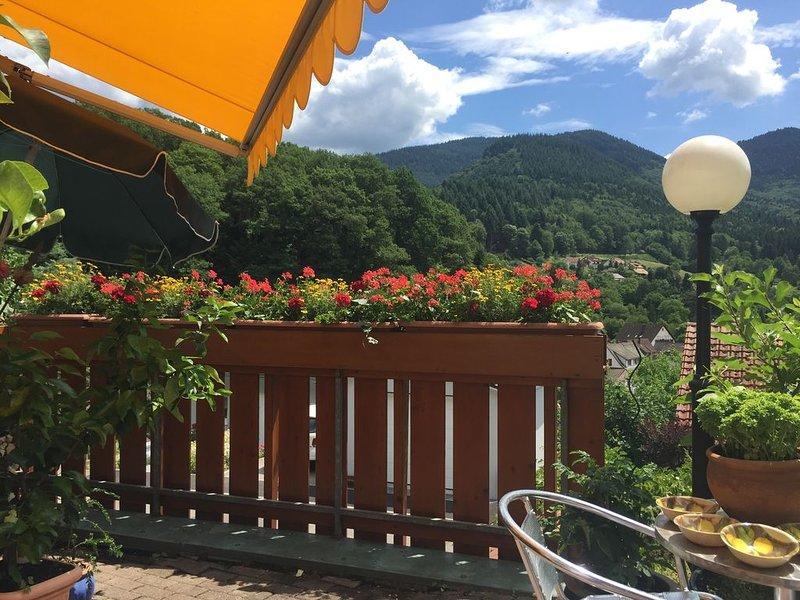 Ferienwohnung 70qm, 1 Schlafzimmer, max. 2 Personen, location de vacances à Britzingen