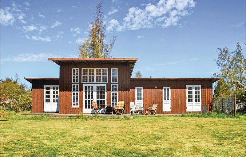 2 Zimmer Unterkunft in Faxe, casa vacanza a Rødvig
