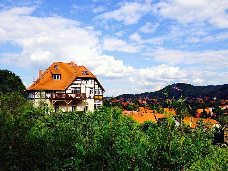 Villa Ratskopf Wernigerode, alquiler de vacaciones en Wernigerode