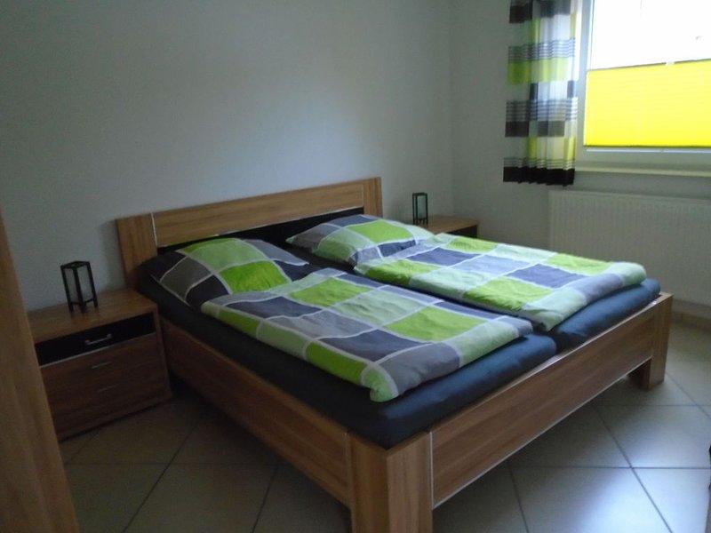 Ferienwohnung 75qm, 2 Schlafzimmer, max. 4 Personen, holiday rental in Minsen