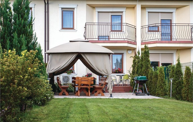 5 Zimmer Unterkunft in Mielno, alquiler de vacaciones en Mielno