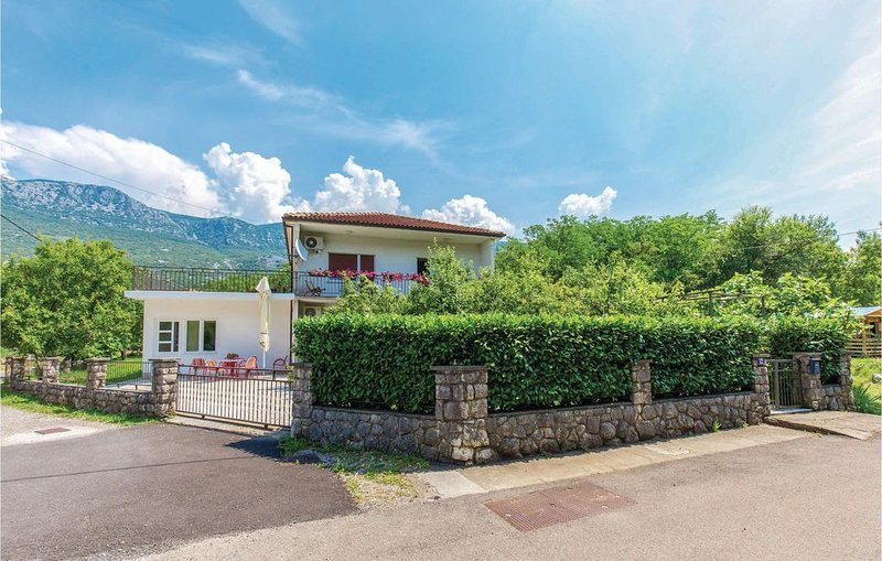 1 Zimmer Unterkunft in Tribalj, aluguéis de temporada em Tribalj