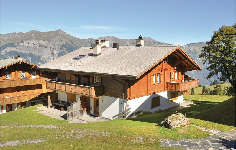 2 Zimmer Unterkunft in Axalp ob Brienz, location de vacances à Brienz