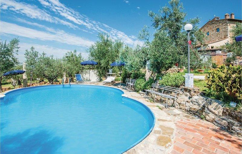 2 Zimmer Unterkunft in Calenzano (FI), vacation rental in Calenzano