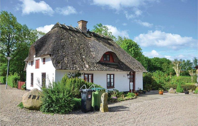 2 Zimmer Unterkunft in Kruså, location de vacances à Rinkenaes