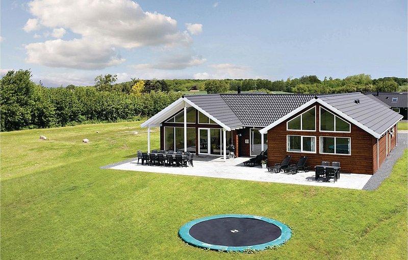 6 Zimmer Unterkunft in Bogense, alquiler de vacaciones en Fionia y las islas centrales