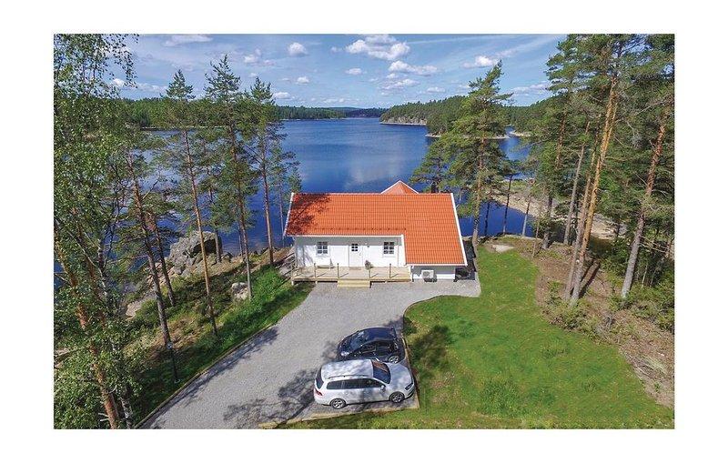 3 Zimmer Unterkunft in Årjäng, alquiler vacacional en Varmland County