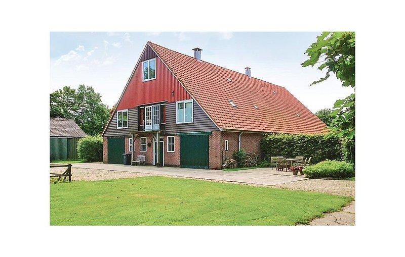 3 Zimmer Unterkunft in Slootdorp, aluguéis de temporada em Westerland