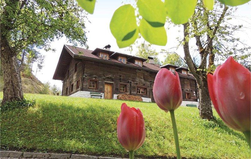 3 Zimmer Unterkunft in Obsteig, holiday rental in Telfs