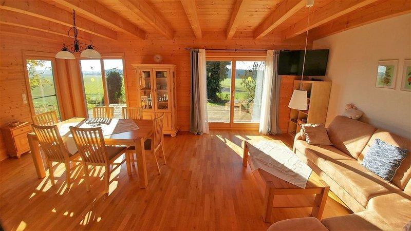 Haus Efeu 90m², 2-6 Personen, holiday rental in Kastl