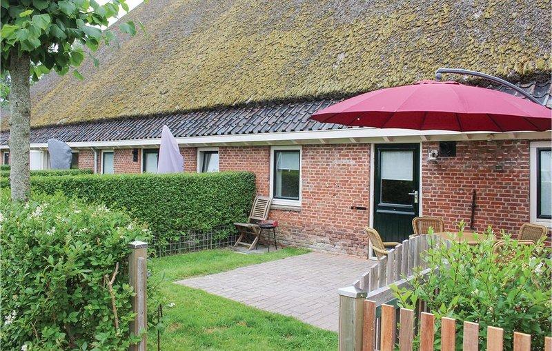 3 Zimmer Unterkunft in Paessens, holiday rental in Nes