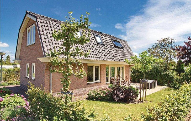 2 Zimmer Unterkunft in Noordwijk, vacation rental in Noordwijk