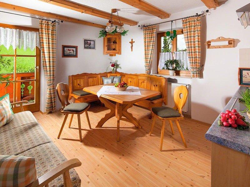 Ferienwohnung Barmstein für 1-4 Persoen, holiday rental in Sankt Koloman