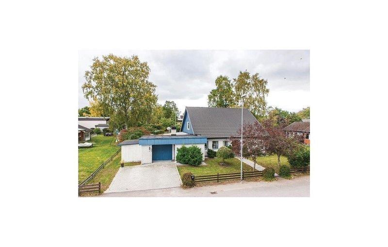 8 Zimmer Unterkunft in Tingsryd, alquiler vacacional en Eringsboda
