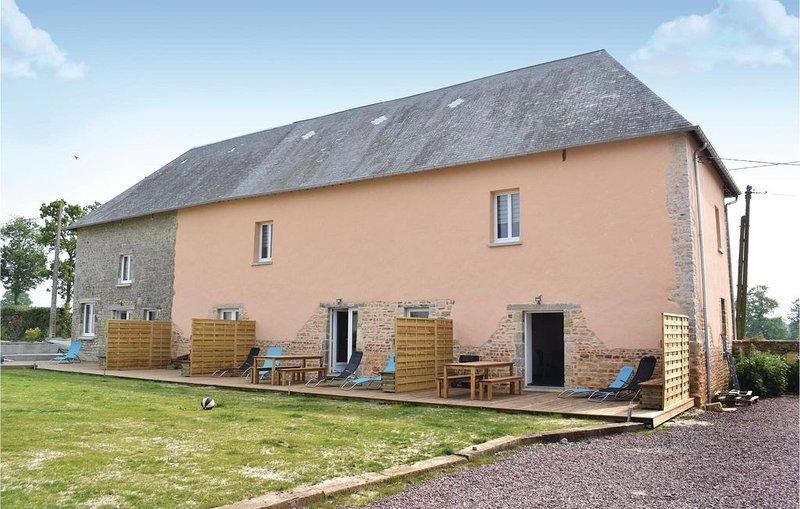 2 Zimmer Unterkunft in Sainteny, holiday rental in Carentan