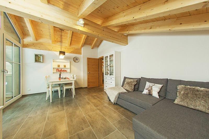 Traumhafte Dachgeschoss-Wohnung mit Panoramablick, Ferienwohnung in Reit im Winkl