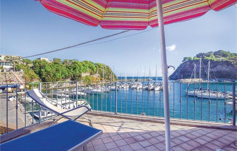 1 Zimmer Unterkunft in Procida -NA-, location de vacances à Bacoli