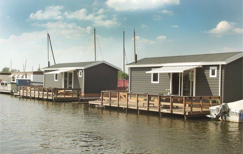 2 Zimmer Unterkunft in Breukelen, holiday rental in Baambrugge