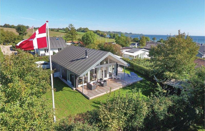 3 Zimmer Unterkunft in Broager, vacation rental in Egernsund