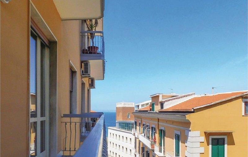 2 Zimmer Unterkunft in Castellammare di Stabi, casa vacanza a Santa Maria la Carità