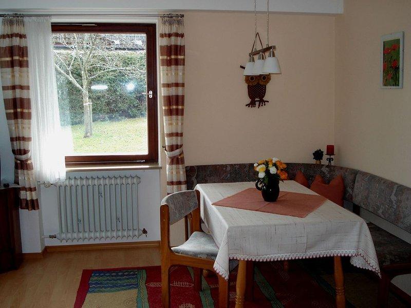 Ferienwohnung, 42qm, 1 Schlafzimmer, max. 2 Erwachsene + 2 Kinder, holiday rental in Alpirsbach