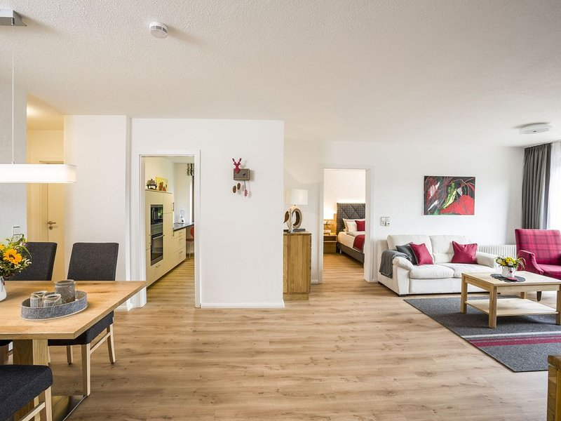 Ferienwohnung mit 78qm, 2 Schlafzimmer, max. 2 Personen, holiday rental in Sankt Blasien