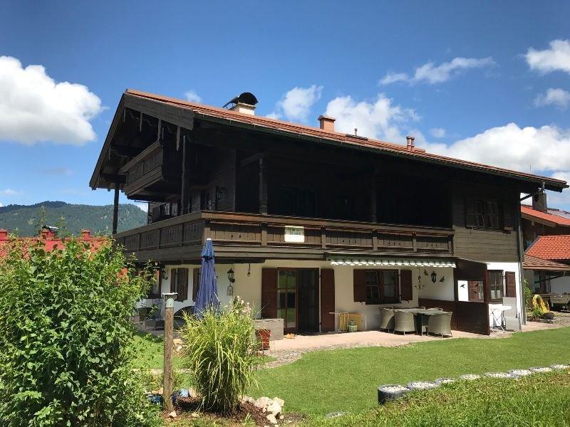 Haus am Dürrach - Zwei-Raum-Ferienwohnung (3), Ferienwohnung in Reit im Winkl
