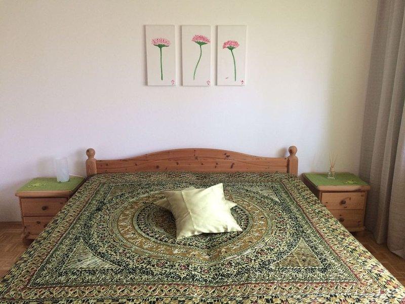 Ferienwohnung Rosita, ca. 130qm, 3 Schlafzimmer, max. 6 Personen, location de vacances à Huettenberg