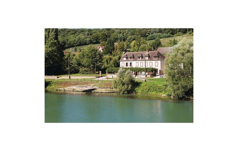 3 Zimmer Unterkunft in Jaulgonne, location de vacances à Mezy-Moulins