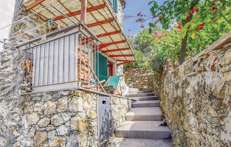 2 Zimmer Unterkunft in Legnaro Levanto SP, vakantiewoning in Legnaro