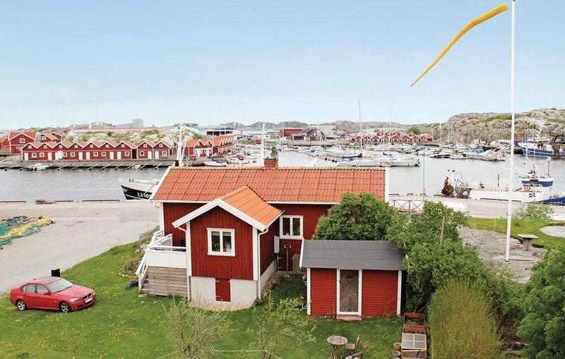 2 Zimmer Unterkunft in Rönnäng, location de vacances à Halleviksstrand