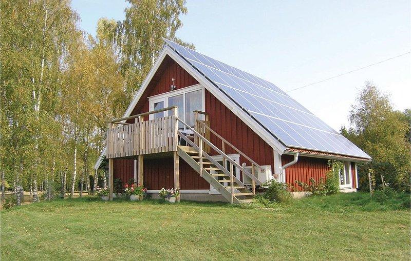 1 Zimmer Unterkunft in Forsheda – semesterbostad i Ljungby