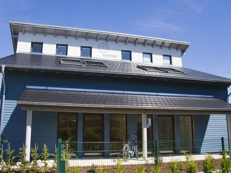 Haus Ostseekristall - Appartement Smaragd, holiday rental in Zinnowitz