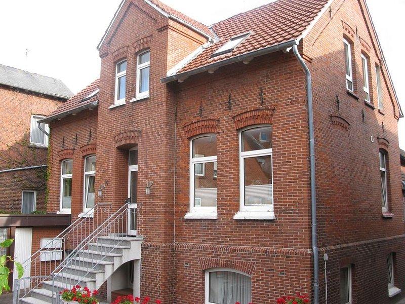 Altstadt Borkum Insulanerhaus, location de vacances à Borkum