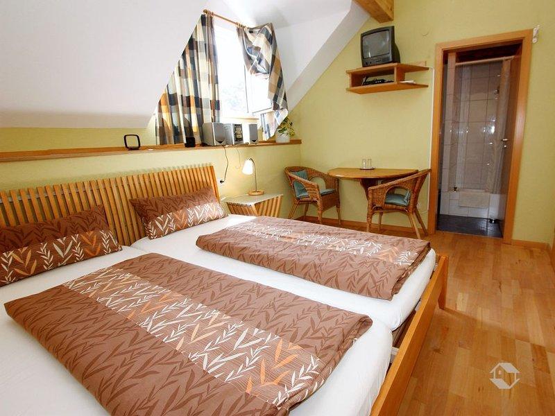 Doppelzimmer, 15qm, max. 2 Personen, location de vacances à Britzingen