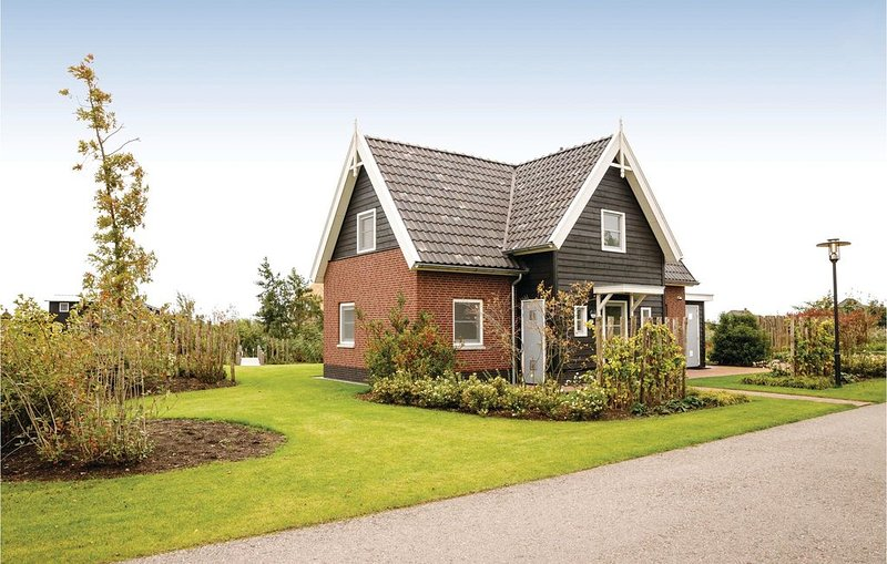4 Zimmer Unterkunft in Giethoorn, casa vacanza a Wanneperveen