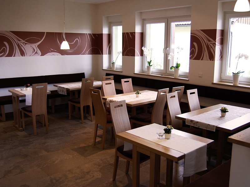 Winery and guesthouse Borst (Nordheim) -Breakfast room