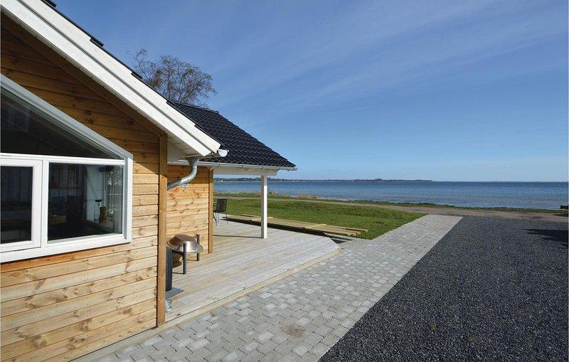 3 Zimmer Unterkunft in Sjølund, location de vacances à Brenderup