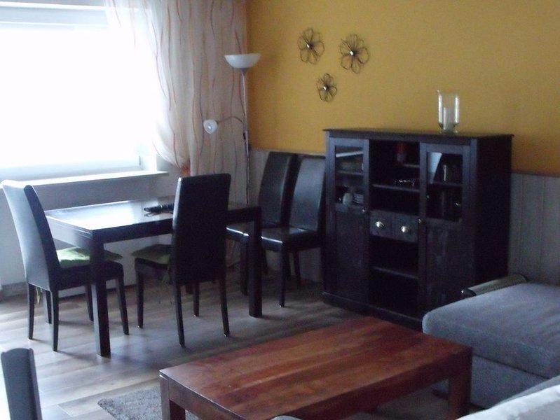 Ferienwohnung für 2 Personen, separates Schlafzimmer mit Terrasse, 40 m², holiday rental in Unken