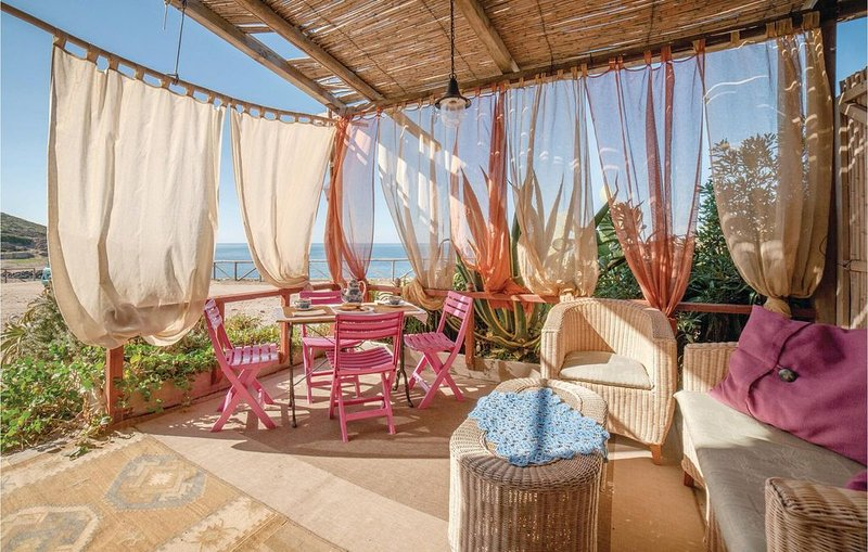 1 Zimmer Unterkunft in Torre dei Corsari (CA), vakantiewoning in Marina di Arbus