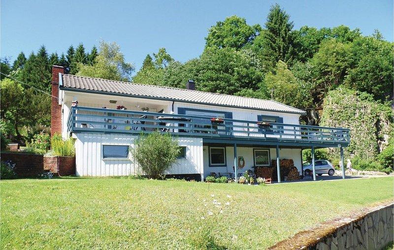 1 Zimmer Unterkunft in Lyngdal, location de vacances à Mandal Municipality