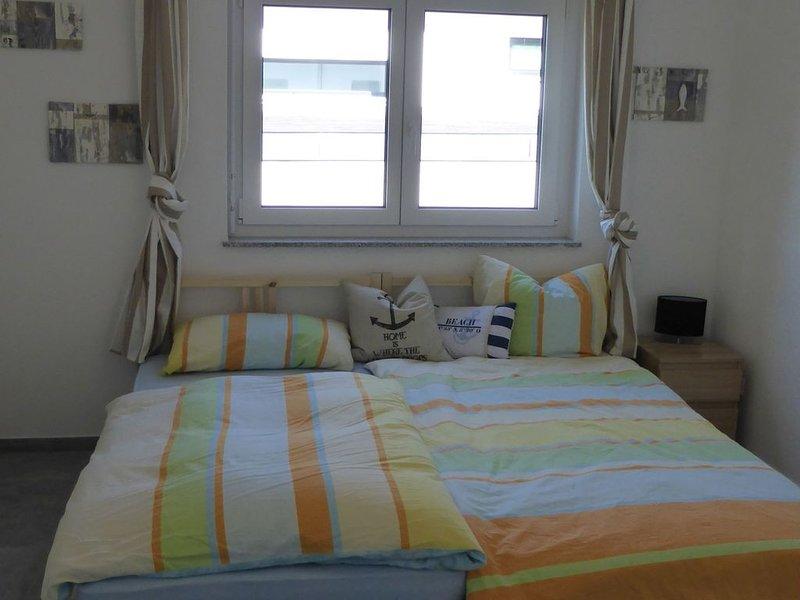 Ferienwohnung Untersee, 75qm, 2 Schlafzimmer, max. 5 Personen, vacation rental in Stockach