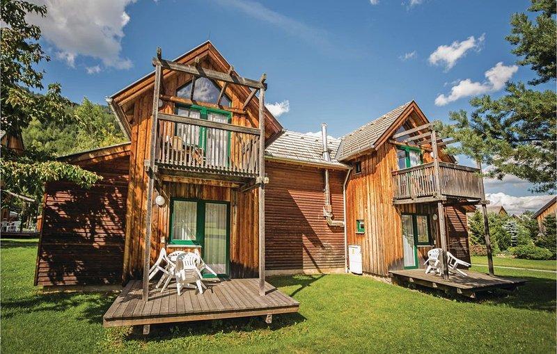 2 Zimmer Unterkunft in St.Georgen A.Kreischb., aluguéis de temporada em Sankt Lorenzen ob Murau