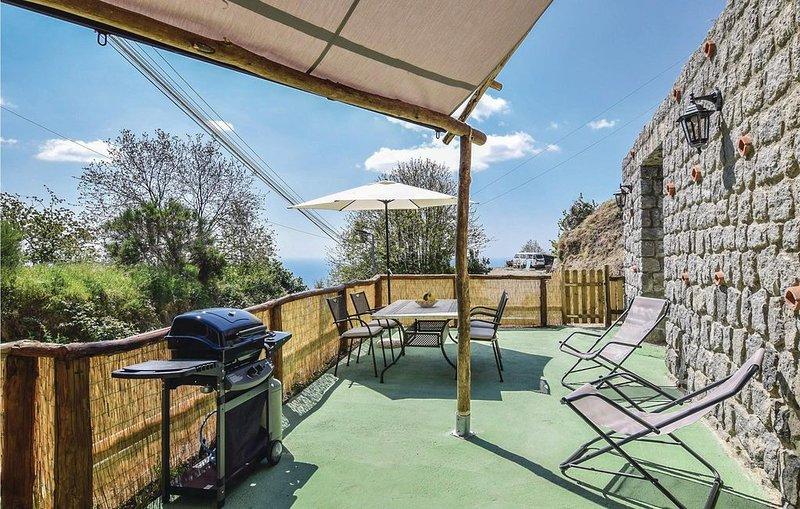 1 Zimmer Unterkunft in Barano d´Ischia (NA), holiday rental in Serrara Fontana