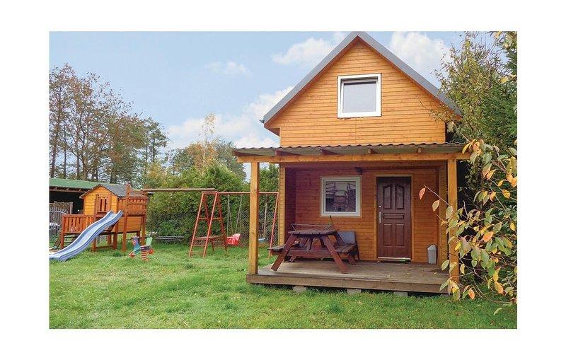 2 Zimmer Unterkunft in Karwienskie Blota, location de vacances à Chlapowo