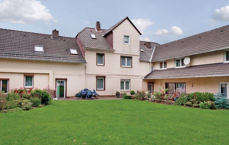 3 Zimmer Unterkunft in Fürstenberg/Weser, vacation rental in Delliehausen