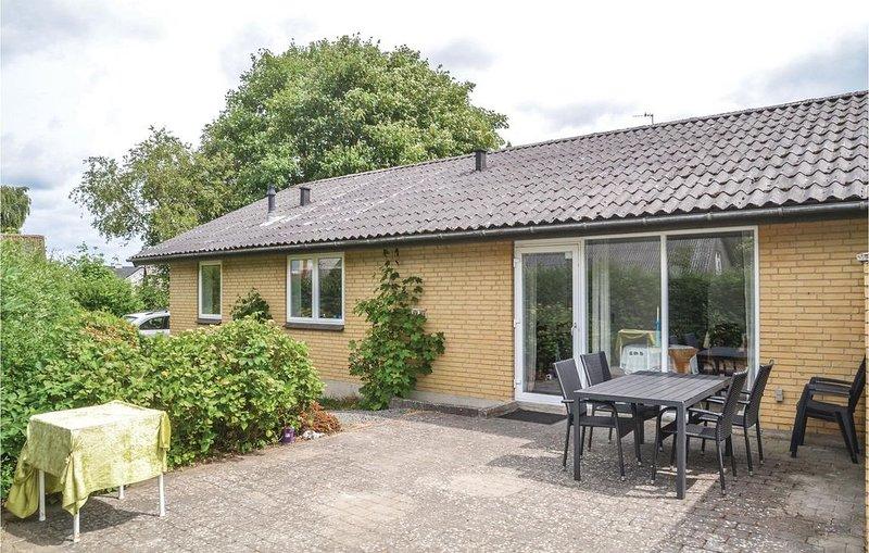 3 Zimmer Unterkunft in Karup J, vacation rental in East Jutland
